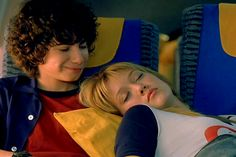 Lizzie McGuire. Such a cute couple. I'm a sucker for romance, nerds and happy endings. So old though :P
