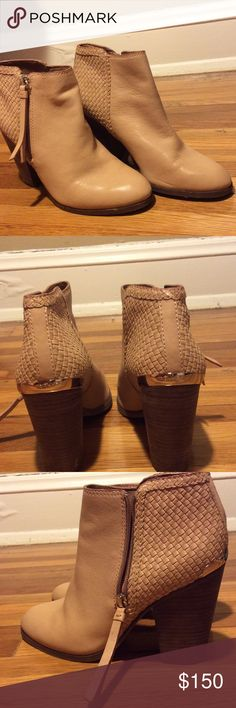 Coach Heidi booties Sold out Heidi Coach booties. Gently worn. Size 8.5 Coach Shoes Ankle Boots & Booties