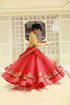 JADE by Monica & Karishma creation - #lehenga #choli #indian #shaadi #bridal #fashion #style #desi #designer #blouse #wedding #gorgeous #beautiful