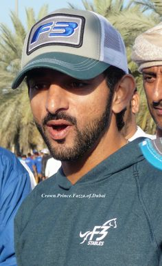 HH Sheikh Hamdan bin Mohammed bin Rashid Al Maktoum. Crown Prince of Dubai.