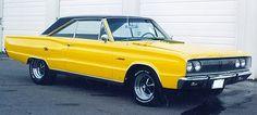 Chad's 1967 Dodge Coronet