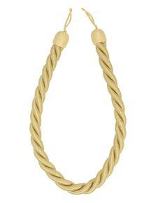 Rope Curtain Camomile Tieback #lauraashleyhome