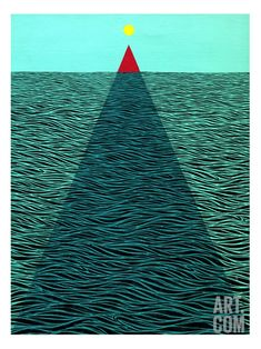 The Sun is Nice Premium Giclee Print by Mark Warren Jacques at Art.com