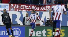 Griezmann comanda la victoria del Atlético