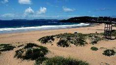 La Playa de Montalvo, en Sanxenxo, es una de las más bonitas de las Rías Baixas y un enclave perfecto para los amantes del sol y el baño. FOTÓGRAFO: CAPOTILLO
