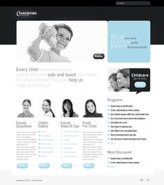 Parenting Family Website Templates by Astra Family Website, Joomla Templates, Childcare, Website Template, Preschool, Parenting, Feelings, Blog, Blogging