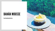 Banán mousse Mousse, Panna Cotta, Cheesecake, Ethnic Recipes, Food, Dulce De Leche, Cheesecakes, Essen, Meals