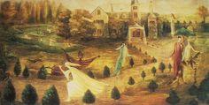 ARTÍCULOS EN EL BLOG DE AICA MEXICO: LEONORA CARRINGTON. SOÑADA FANTASÍA. POR JUAN CARLOS JIMÉNEZ ABARCA