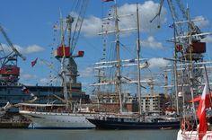 Så er vi påmønstret og glæder os til Tall Ships Races!