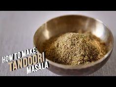 How To Make Tandoori Masala | Homemade Tandoori Garam Masala Recipe By S...