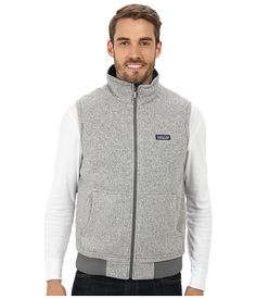 Patagonia Insulated Better Sweater Vest Stonewash - 6pm.com