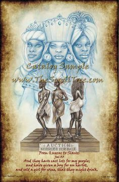 Our women of Zion have been disoriented and destroyed along with our men because of the shackles of slavery and being concubines to our oppressors. Although many of us shaped their nation with stringent procedure, we are destroyed and believe ourselves only to be servants to our masters, we are HEBREWS, the lost sheep of Yisrael. No longer are we what our oppressors call us. The Ancient race has awaken from slumber.