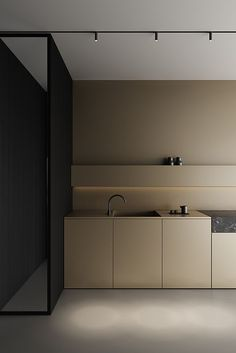 Kitchen interior design – Home Decor Interior Designs 3d Interior Design, Küchen Design, Interior Architecture, 3d Kitchen Design, Minimal Kitchen Design, Kitchen Dinning, Kitchen Decor, Kitchen Ideas, Dining