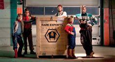 Βαρέθηκες να βλέπεις Scrooge και Polar Express; Θέλεις κάτι πιο...περίεργο; Δες την ταινία Rare Exports εκ Φινλανδίας. Η επίσημη περιγραφή την κατατάσσει στα fantasy horror! Οπότε να είσαιέτοιμος ...