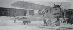 German Roland C.II.. The LFG Roland C.II, usually known as the Walfisch (Whale), was an advanced German reconnaissance aircraft of World War I. It was manufactured by Luft-Fahrzeug-Gesellschaft G.m.b.H.