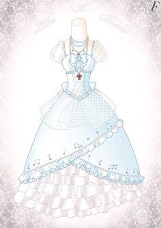 DNMTJuly - Like A Bride by Neko-Vi.deviantart.com on @DeviantArt