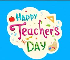 Teachers Day Card, Happy Teachers Day, Studio Background Images, Teachers' Day, Crafts For Kids, Boat, Paper, Cards, Crafts For Children