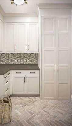 Fobulous Laundry Room Entry & Pantries Ideas (061)