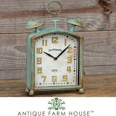 #Obsessed with this  #Vintage #Clock