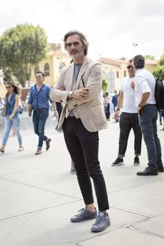 PITTI SNAP by BEAMS カジュアル編 の画像|ELEMENTS OF STYLE