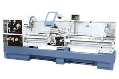 Universal lathe designed for easy and economical production of single parts or small series. A wide range of equipment is included, making these machines highly versatile. #Turnado280 #SinusD #Solid460 #Titan560 #Chinalathe #Taiwanlathe #UniversalLathe #HozontalLathe #HighPrecisionLathe Johnny Bravo, Lathe Machine, Engineering, Range, Easy, Design, Cookers, Technology