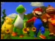 Super Smash Bros Commercial (N64)...This is the best! LOVE THE 90s!