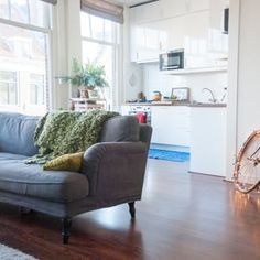 House Tour: An Eclectic Dutch Canal House | Apartment Therapy
