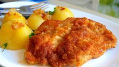vepřové maso | Vaření s Tomem Macaroni And Cheese, Chicken, Meat, Ethnic Recipes, Gates, Mac And Cheese, Cubs, Kai