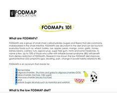 FODMAPS 101 — Kate Scarlata RDN Fodmap Elimination Diet, Fodmap Diet, Low Fodmap, Small Intestine Bacterial Overgrowth, Autoimmune Diet, Irritable Bowel Syndrome, Registered Dietitian, Diet Tips, Diet Recipes