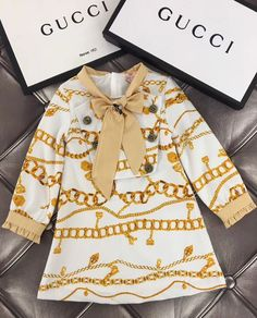 - Gucci Baby Clothes - Ideas of Gucci Baby Clothes - 17097508495 Gucci Baby Clothes, Designer Baby Clothes, Cute Baby Clothes, Cute Little Girls Outfits, Kids Outfits Girls, Little Girl Dresses, Baby Girl Fashion, Kids Fashion, Womens Fashion