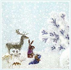 Zimní galerie ilustrátorů
