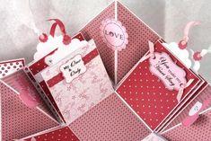 LOVE Valentine Explosion Box
