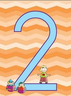 NÚMERO 2 - Jane - Picasa Webalbums Numbers Preschool, Math Numbers, Letters And Numbers, Number Matching, Number Two, Counting Activities, Picasa Web Albums, Stick Figures, Teaching Math