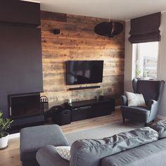 Living Room Setup, Home Living Room, Interior Design Living Room, Living Room Designs, Small Space Interior Design, Beautiful Living Rooms, Apartment Design, Design Case, Home Fashion
