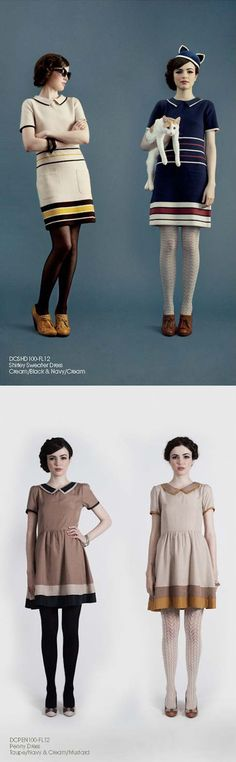 So. Cute. Dear Creatures Fall 2012.