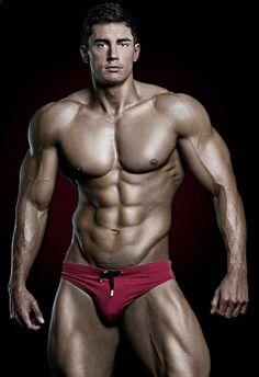 Kožený sval Gay porno