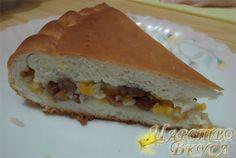 Тыквенный пирог с изюмом (Кабун когыльо)
