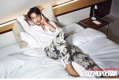 Song Seung Hun - Cosmopolitan Magazine August Issue '14