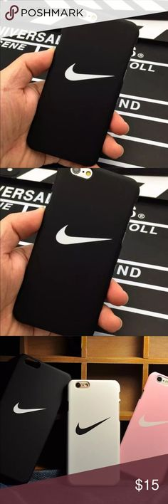 Blk and white iPhone 7+ case Blk and white iPhone 7+ case. New in package Accessories Phone Cases