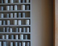 Edmund de Waal, ceramic artist.