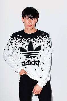 Fucking Young! » adidas Originals by Jeremy Scott Fall/Winter 2013 Lookbook