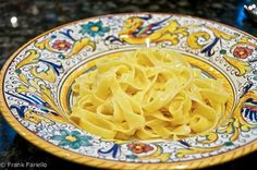 Fettuccine Alfredo has a unique place in the multifaceted world of Italian cookery. ...