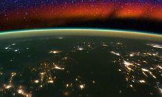La Nasa diffuse un spectaculaire time-lapse de la Terre vue de l'ISS