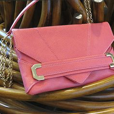 Bolsa pink <3 #shoestock #verao2015 #bolsacarteira #pink #colorful - Ref 13.01.0050