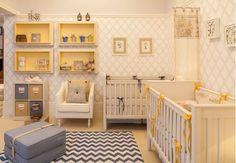 20 quartos lindos de meninas – e que não são cor-de-rosa!