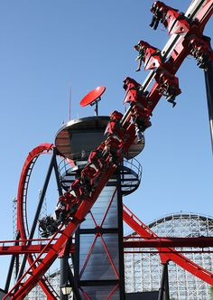 X-Flight: Six Flags Great America - Gurnee, Illinois