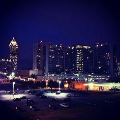 Beautiful Atlanta.