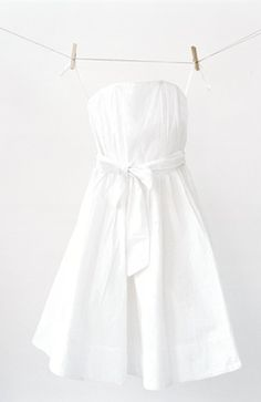 ~ White Dress ~ #HelloWhite