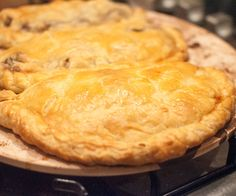There's nothing better than delving into Nan's old recipes, and I'm sure a lot of people have their own way of doing things, but this is Nan's way for what has got to be, the tastiest pasties (and I'm from the South West UK, so surrounded by them!). There's written records of the pasty dating back to the 15th century and some people claim there's actually much earlier cave paintings of them too, but this is my family go to recipe.I'll apologise in ad...