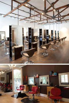 Best Hair Salons: Lousiana  Paris Parker Steven Sobel Salon